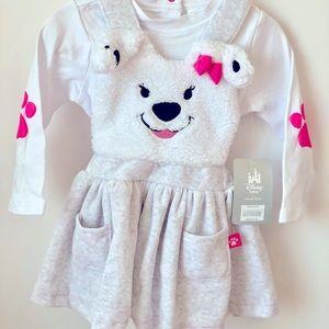Disney's 101 Dalmatians Dress w/Onesie
